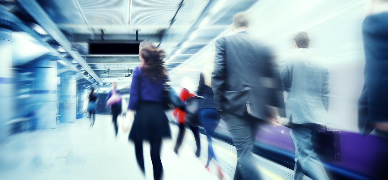 banner public transit commuters